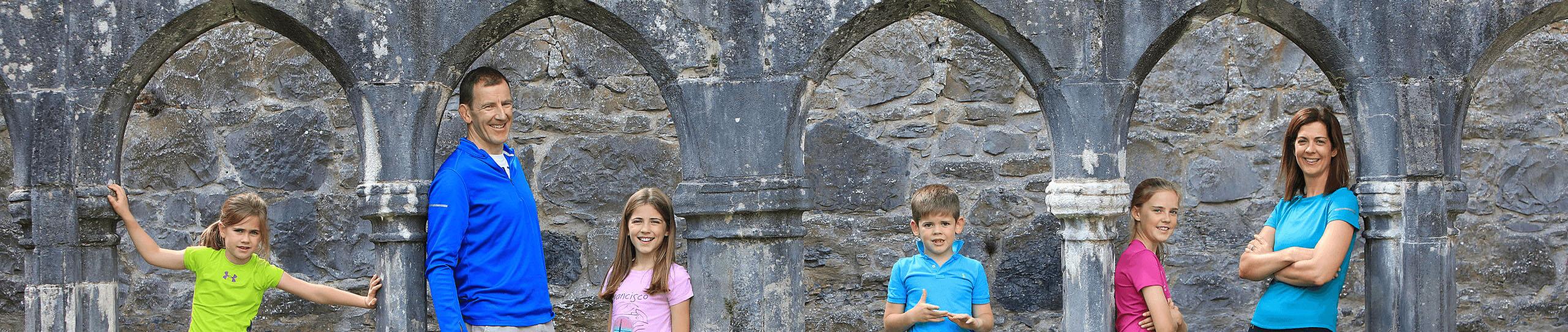 séjour linguistique en Irlande en famille