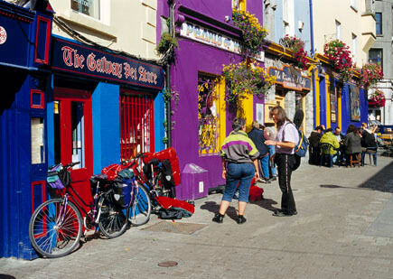 séjour en Irlande en famille
