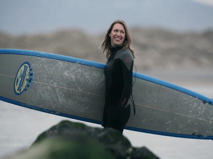 séjour adultes en Irlande avec cours d'anglais et de surf